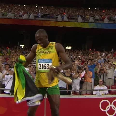 Vine by Olympics - Happy #InternationalDanceDay ! 💃🎶 @usainbolt