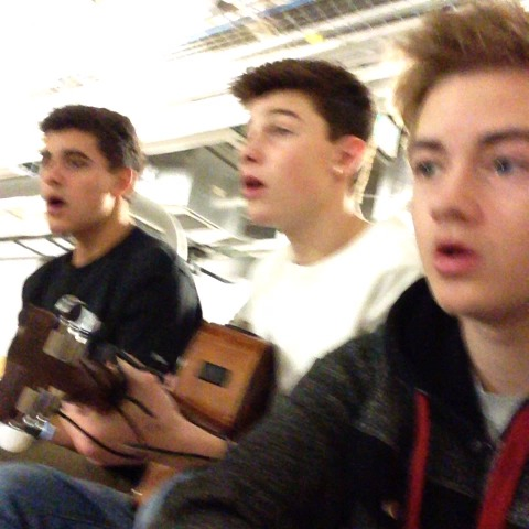 Jack and Jacks post on Vine - Vine by Jack and Jack - The Way - Ariana Grande w/ Shawn Mendes