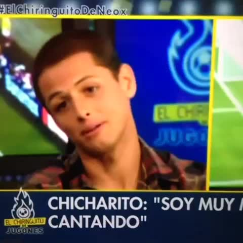 Ya lo dijo el Chicharito.. VIVA MÉXICO CABRONES!! - Leo Anayas post on Vine