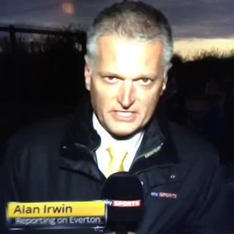 HuffPostUK Pic Desks post on Vine - Alan Irwin just had a unfortunate situation involving a dildo live on air #transferdeadline - HuffPostUK Pic Desks post on Vine