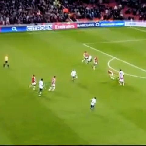 Vine by Spurs_Vines - Aaron Lennon vs Arsenal. #THFC