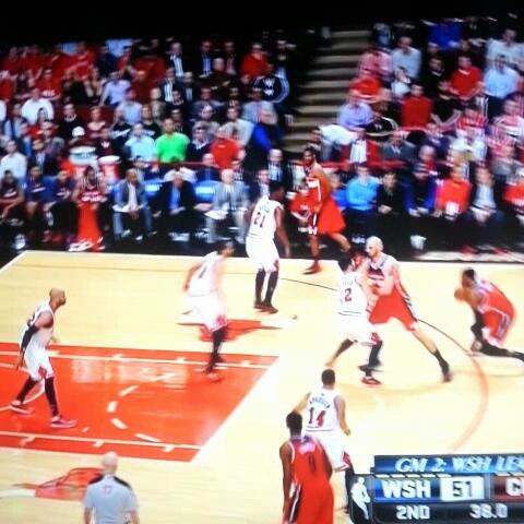 adam mcginniss post on Vine - HOW DID THAT TASTE KIRK #Wizards #Wall - adam mcginniss post on Vine
