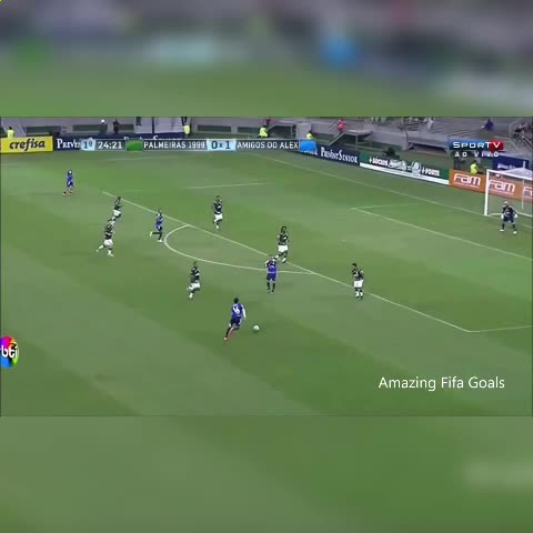 Vine by Amazing Fifa Goals - Passing game too strong 💪