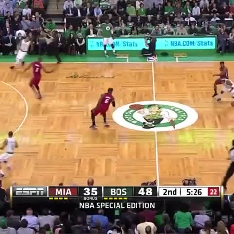LeBron throws down on Jason Terry! - Vine by Full Court Prez - LeBron throws down on Jason Terry!
