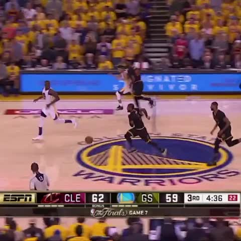Vine by NBA - Kyrie Irving is a bad man. #NBAVine #NBAFinals