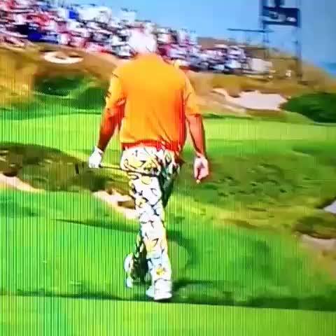 Vine by PGA Pappas - Every golf club eventually deserves to die. #golfhumor #golf #johndaly #PGAChamp #PGAChampionship #funny #laugh #golfing