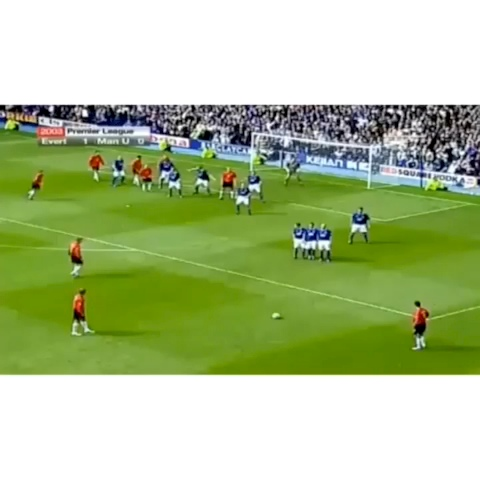 The Soccer Lifees post on Vine - David Beckham with an incredible freekick #soccer #goals #legend #futbol #beckham - The Soccer Lifees post on Vine