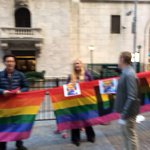"""#Russia we say NYET! Kiss our assets!"" #LGBT #NYSE @NYSE"