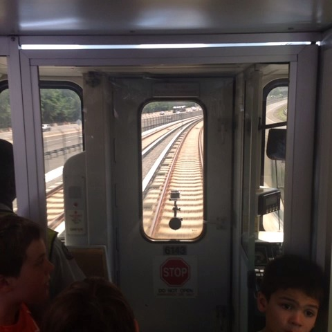 The view from the front of the #silverline - Kris Ankarlos post on Vine