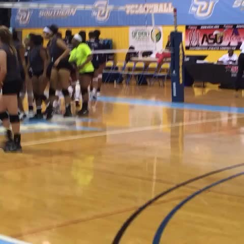 The SWACs post on Vine - Southern is headed to the championship round #SWACVBALL14 - The SWACs post on Vine