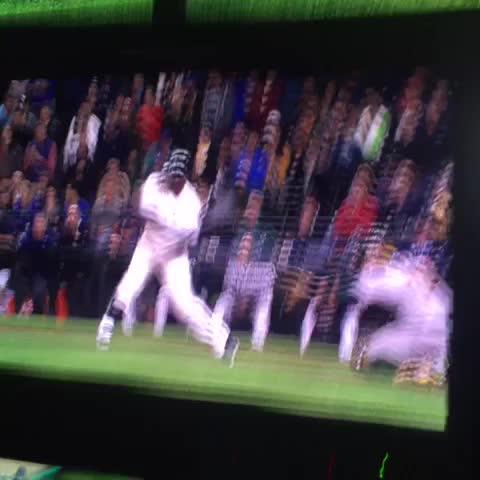 Vine by Gregg Greene - Leonys Martin hit and bat flip #FTW #Mariners