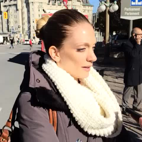 """Dylan Robertsons post on Vine - Forcillo """"charismatic guy with a lot of dreams,"""" says girlfriend Lili Albrecht. #ottawashooting #ottnews #cdnpoli - Dylan Robertsons post on Vine"""