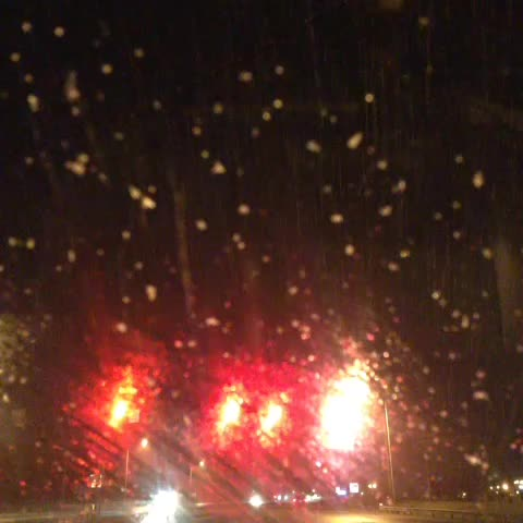Vine by Drew Blair - Steady snow/mix coming down just S of #Indy in Moorseville #INwx @StormTrack8