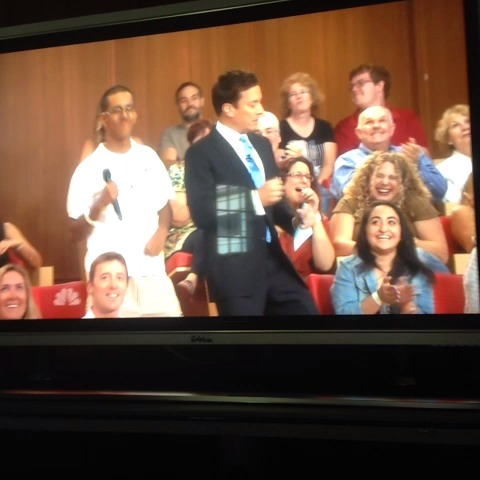 Gina Daulerios post on Vine - Nick Roché YESSSS!!! #Philly #AR #JimmyFallon - Gina Daulerios post on Vine