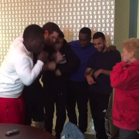 My Grandma got moves! Jerry Purpdrank, Anwar Jibawi, Max Jr, Gary Rojas - Curtis Lepores post on Vine
