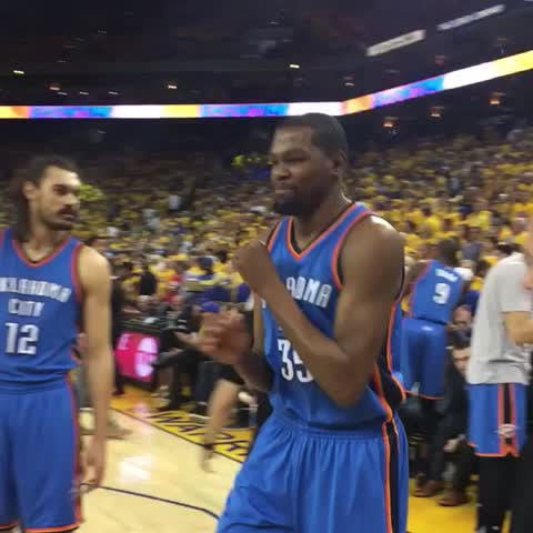 Vine by NBA - That game 7 feeling... #ThisIsWhyWePlay