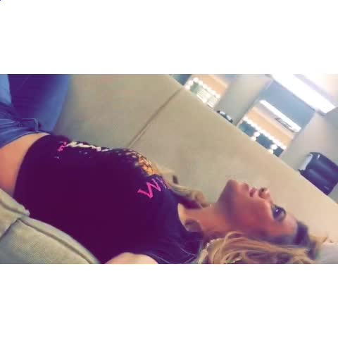 Vine by dinahs snapchat - just a loop of dinahs laugh