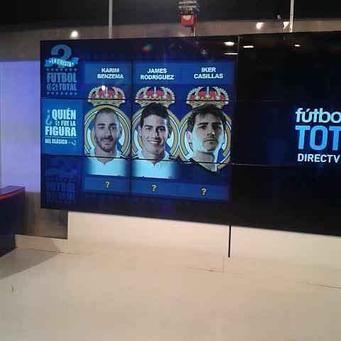 James, la figura del clásico para los Totaleros #FutbolTotalDIRECTV - DIRECTVSportss post on Vine