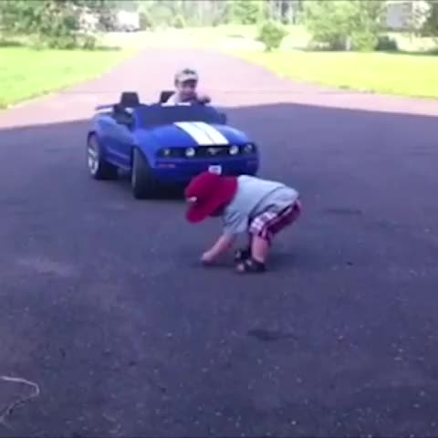 When your sibling knows what you did and threatens to tell...