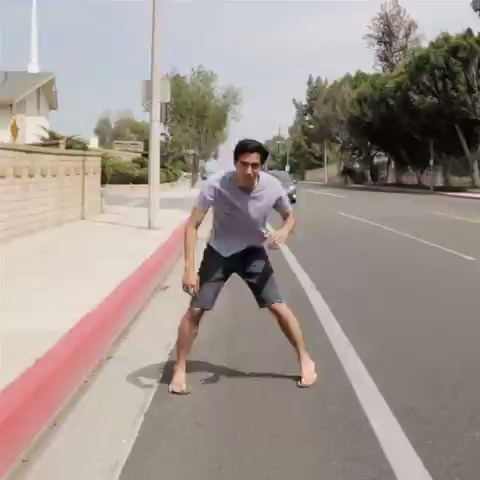 Zach Kings post on Vine - How to Hitchhike 👍 - Zach Kings post on Vine
