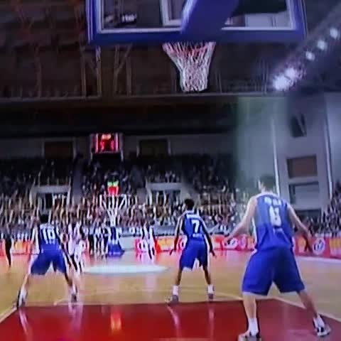 Vine by Chip Miller - WATCH: Jayson Tatum (@Im_that_dude22) with the poster against Greece ...