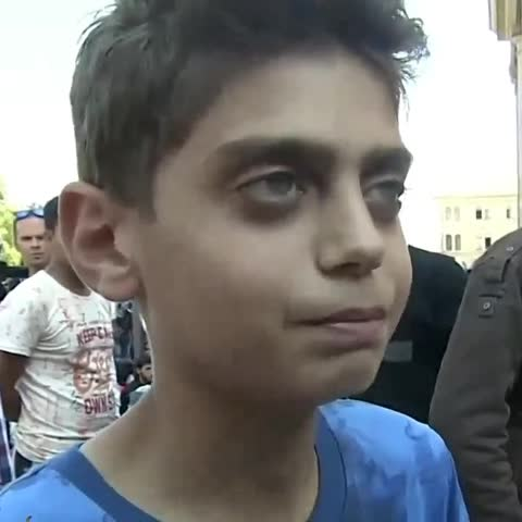 "???? #budapest Syrian boy to Hungarian police: ""Just stop the war, and we dont want to go to Europe."" - Vine by Nepareizais - 👀 #budapest Syrian boy to Hungarian police: ""Just stop the war, and we dont want to go to Europe."""