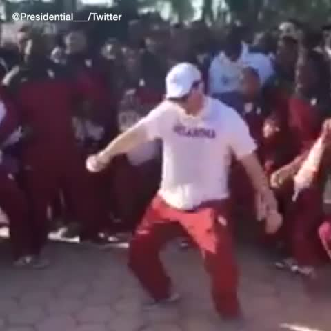 Vine by SportsCenter - Baker Mayfield 😂