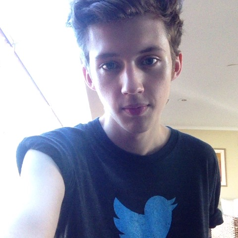 Troye Sivans post on Vine - School fights - Troye Sivans post on Vine