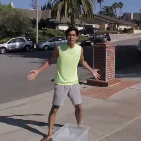 Zach Kings post on Vine - I did the #ALSIceBucketChallenge - Zach Kings post on Vine