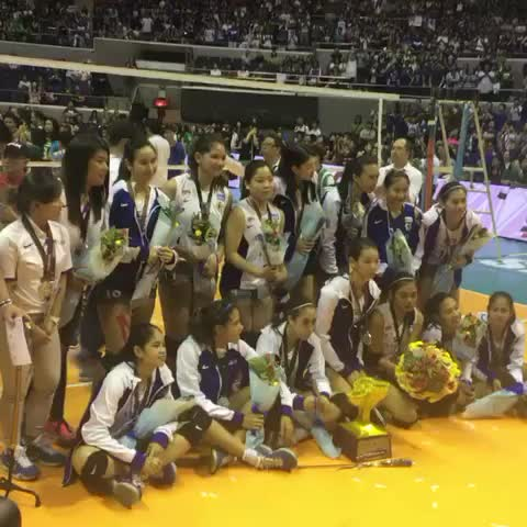 Vine by Charmie Lising - UAAP S78 1st runner up - Ateneo Lady Eagles