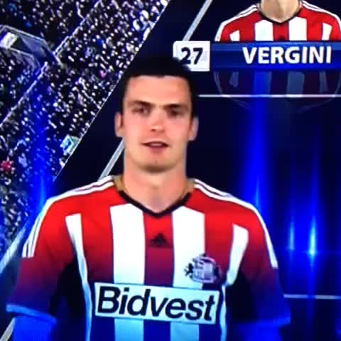 Adam Johnson squaring up to Newcastle there - Vine by Mike - Adam Johnson squaring up to Newcastle there