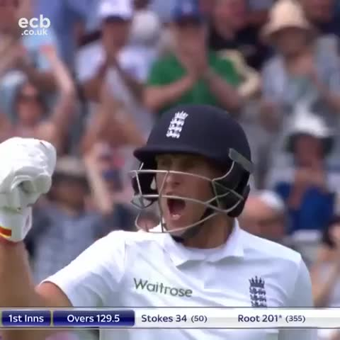 Vine by England Cricket - 🗣 come on. What do you love about @root66? #joerootappreciationday