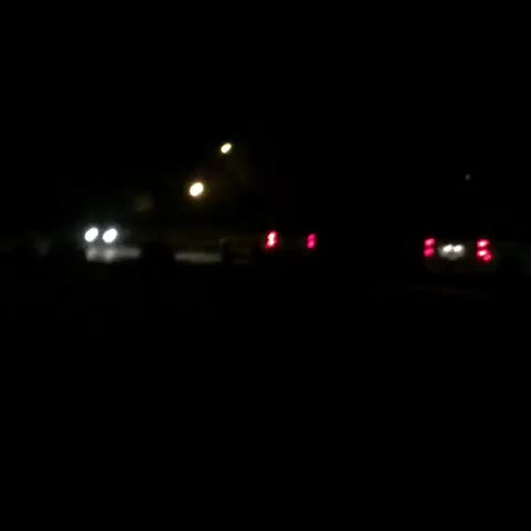 THREE #Ferguson police cars to harass one parked car in a lot. Took our IDs to run. GO AWAY! - Keith Roses post on Vine