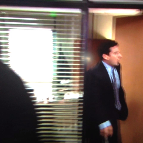 Vine by The Office - #HowTo stay calm #lol #haha #funny #comedy #TheOffice #vine #loop #fail