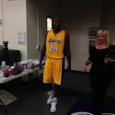 Lakerss post on Vine - 2014 Media Day is now underway. - Lakerss post on Vine