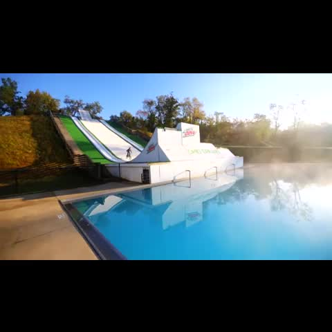 PEOPLE ARE AWESOMEs post on Vine - Like and revine if you would go on this slip n slide! Follow for more!! - PEOPLE ARE AWESOMEs post on Vine