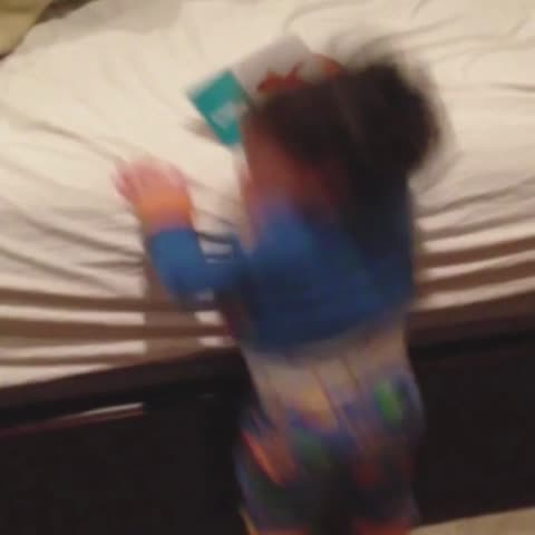Vine by Americas Funniest Home Videos - This is kid going places, most likely to the first floor.