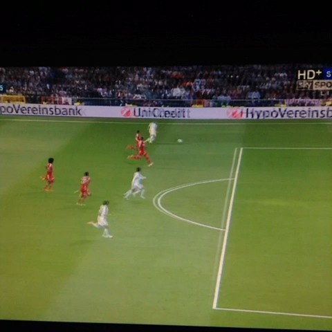 What a miss from Ronaldo! - BlueTweetsFC™s post on Vine