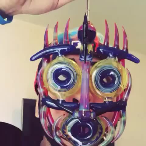 Weed Humors post on Vine - The Mask! 👹 - Weed Humors post on Vine