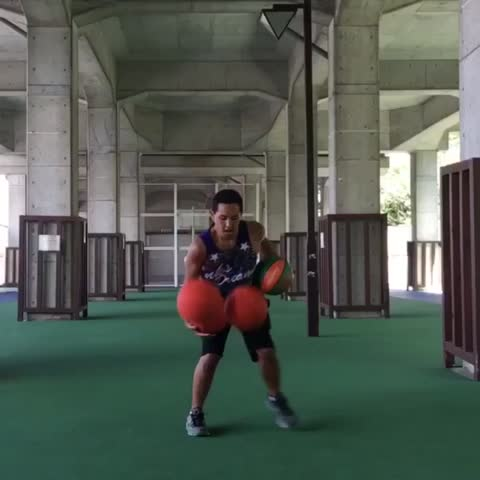 Vine by KalaniBallFree - 🏀Basketball Freestyle: training hard to get that Nike, Nike Basketball contract! #nextlevel