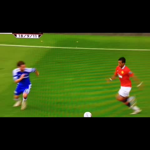 Vine by Man Utd Universe - Nani occasionally did this. #mufc