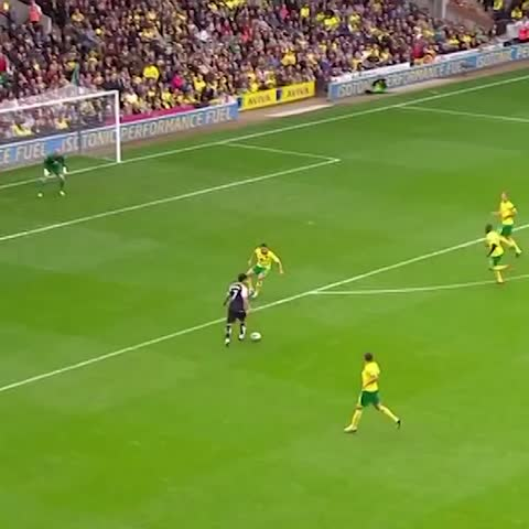 Vine by Liverpool FC - Four years ago today, Luis Suarez bagged another hat-trick v Norwich!