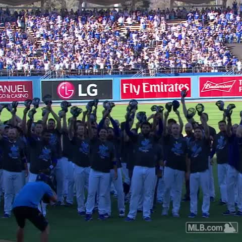 Vine by Dodgers - All for you, #VIN🎙.