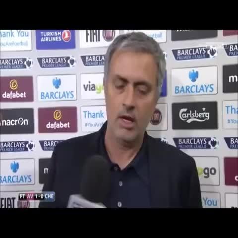 Vine by @AlexisAssist - Mourinho: I prefer not to speak