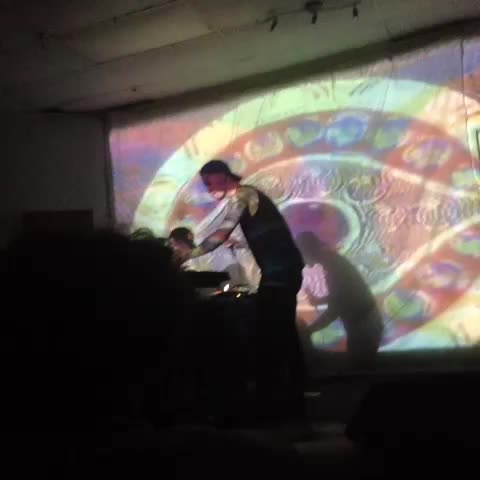 Fresh chill beats at phearspace #LA - Cyborg Dinos post on Vine