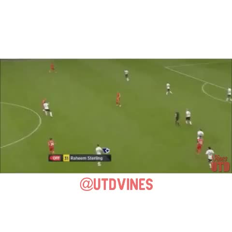 UtdViness post on Vine - Antonio Valencia Ridiculous Sprint Speed vs Liverpool! #MUFC - UtdViness post on Vine