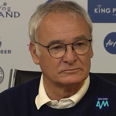 Vine by Soccer AM - Dont mess with Claudio Ranieri. #BigRevenge