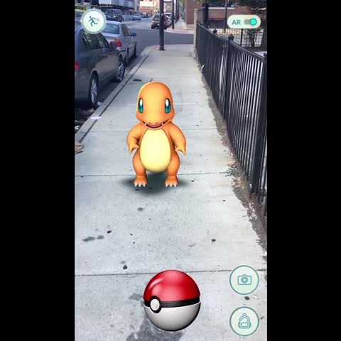 Vine by ClickHole - Gaming Safety FTW: The Pokémon In Pokémon Go Will Now Scream When A Player Is Within A Mile Of A Registered Sex Offender