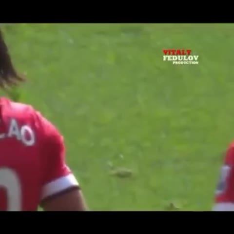 Vine by Mata Fan - Radamel Falcao vs Everton