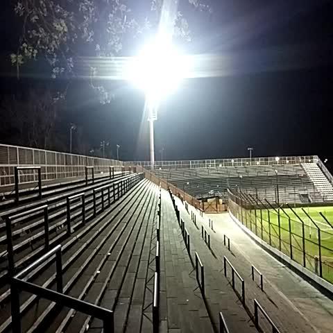 Triperomaníacoss post on Vine - #CGE #GELP Prueba de luces en el Predio del Bosque con vista desde la tribuna de 60 - Triperomaníacoss post on Vine